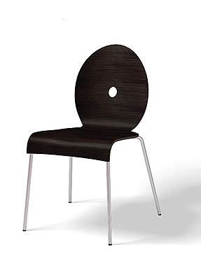 P1770S Stacking Side Restaurant Chair