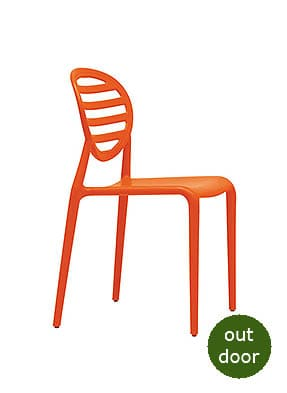 P1860S Stacking Side Restaurant Chair