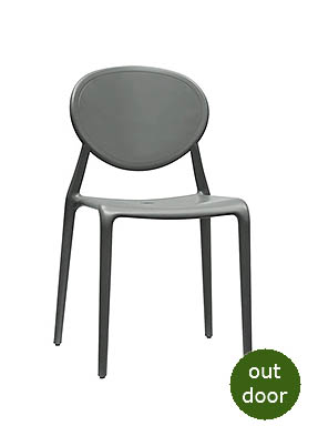 P1861S Stacking Side Restaurant Chair