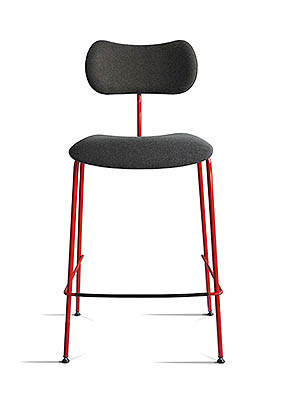 P1904HS Stacking High Restaurant Stool