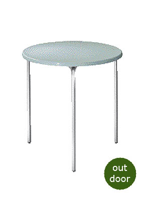Grenoble Freestanding Stacking Restaurant Table
