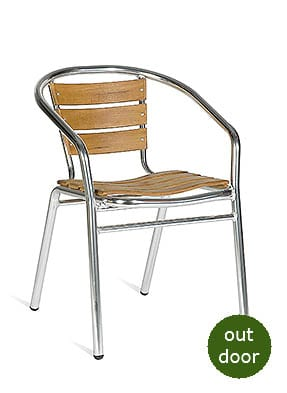 P1541A Stacking Armchair