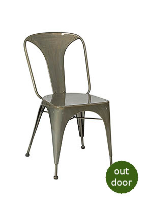P1829S Stacking Side Chair