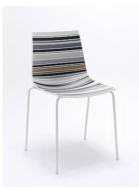 P1862S Stacking Side Restaurant Chair