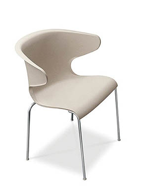 P1864A Stacking Restaurant Armchair