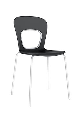 P1865S Stacking Side Restaurant Chair