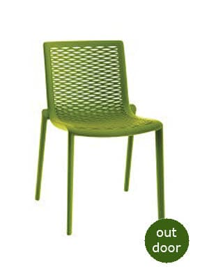 P1897S Stacking Side Restaurant Chair