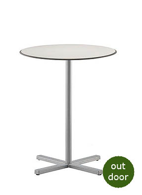 Garda Freestanding Restaurant Table