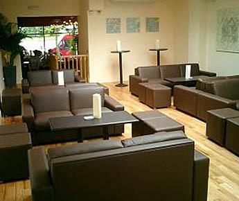 Restaurant Sofa Seating