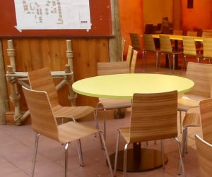 Furnishing a Restaurant is Not Just About Putting In Chairs and Tables