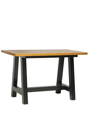 A Frame Table & Bench Set