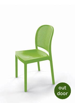 P2058S Stacking Side Chair