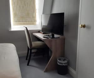 2020 Bespoke hotel bedroom desk