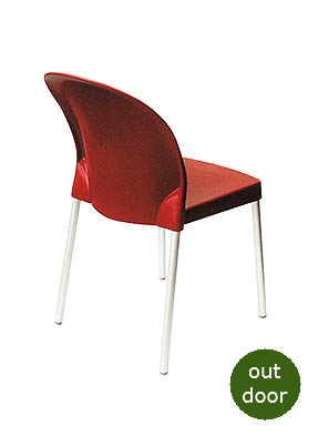 P1024S Stacking Side Restaurant Chair