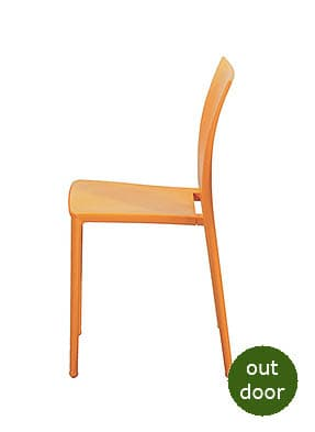 P1034S Stacking Side Restaurant Chair