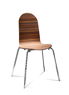 P1144S Stacking Side Restaurant Chair