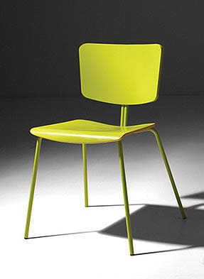 P1156S Stacking Side Restaurant Chair