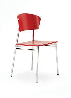 P1259S Side Restaurant Chair