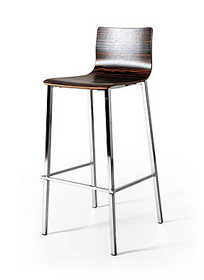 P1283HS Stacking High Restaurant Stool