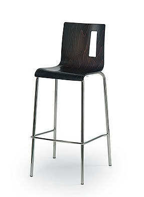 P1392HS Stacking High Restaurant Stool