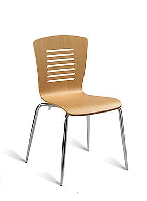 P1507S Stacking Side Restaurant Chair