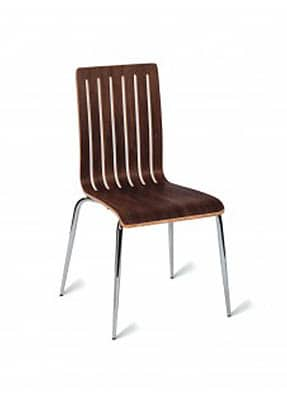 P1510S-WA Stacking Side Restaurant Chair