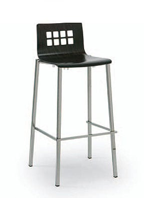 P1524HS Stacking High Restaurant Stool