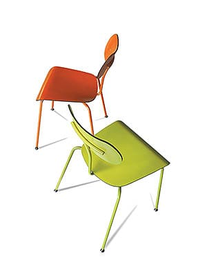 P1904S Stacking Side Restaurant Chair