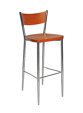 P629HS Stacking High Restaurant Stool