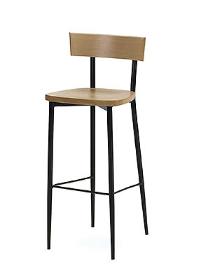 P630HS Stacking High Restaurant Stool