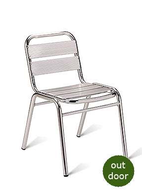 P1518S Stacking Side Chair
