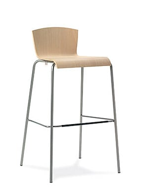 P1588HS Stacking High Restaurant Stool