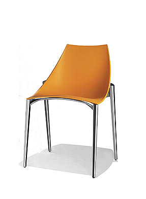 P1608S Stacking Side Restaurant Chair