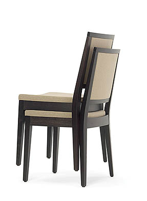 P1628S Stacking Side Chair