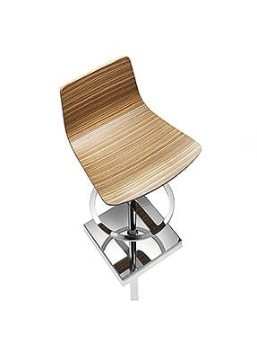 P1666HS High Restaurant Stool