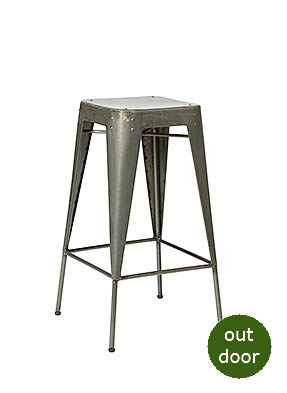 P1829HS Stacking High Stool