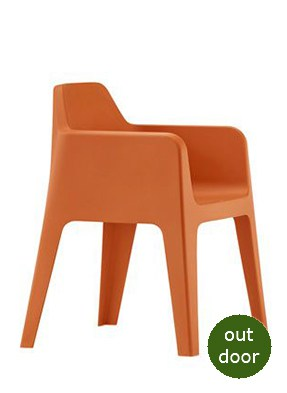 P1835A Stacking Armchair