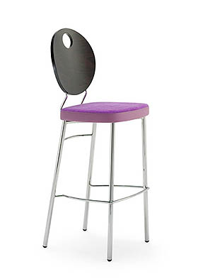 P1848HS High Restaurant Stool