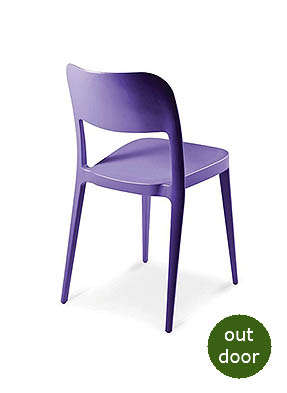 P1863S Stacking Side Restaurant Chair