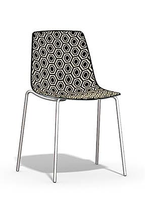 P1866S Stacking Side Restaurant Chair