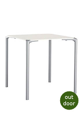 Rimini Stacking Freestanding Restaurant Table