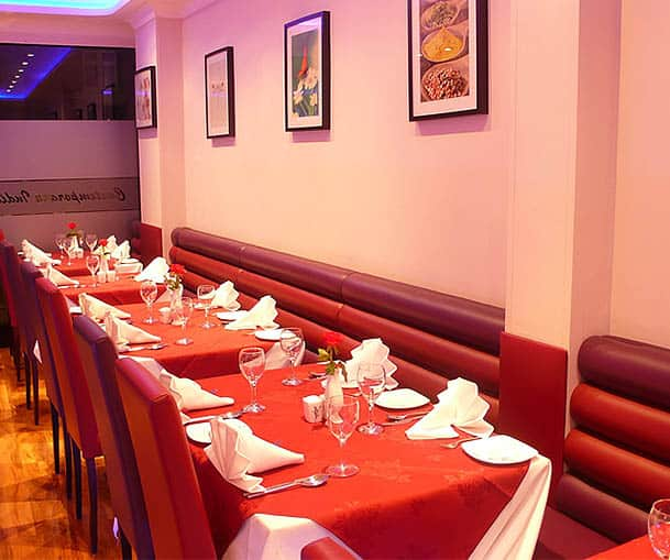 Indian Restaurant – Winchmore Hill