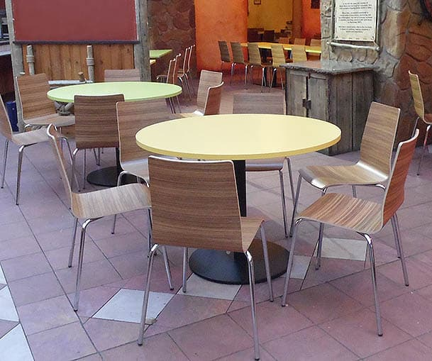 Safari Park Main Dining Area – Worcester