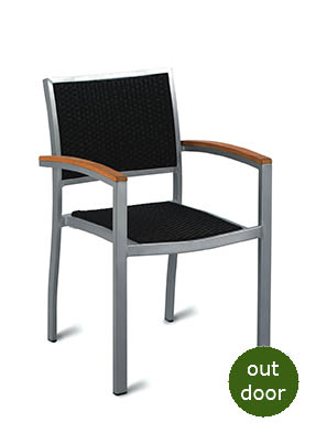 P1924A Stacking Armchair