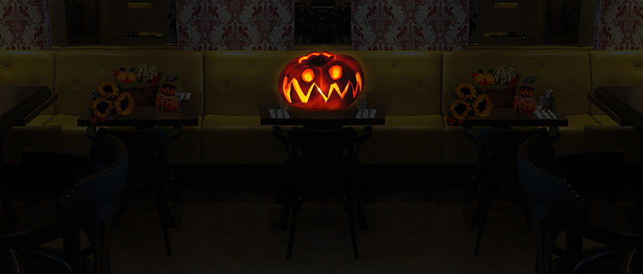 Halloween Party at Your Restaurant