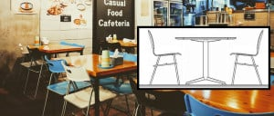 Design Your Own Restaurant Seating