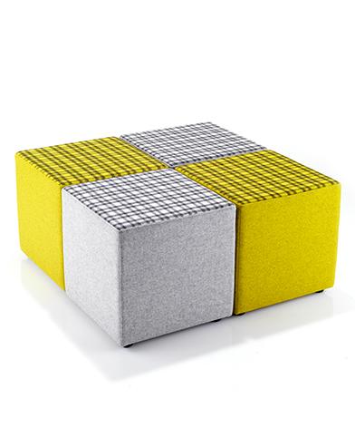 GB1097 Cube Modular Stool