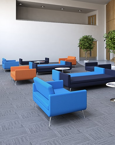 Space Sofa Seating