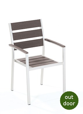 P2019A Stacking Armchair