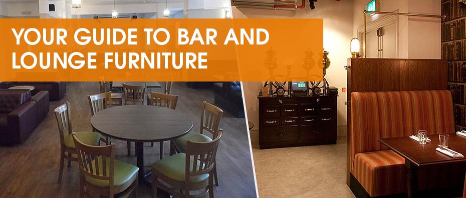 bar and lounge furniture